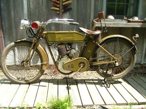 Harley Davidson: Mike Wolfe's Cars And Motorcycles