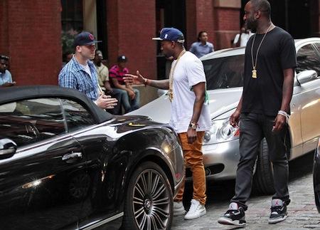Kanye West Maybach