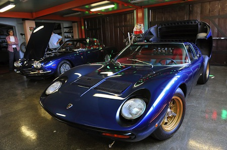 Adam Carolla Car Collection