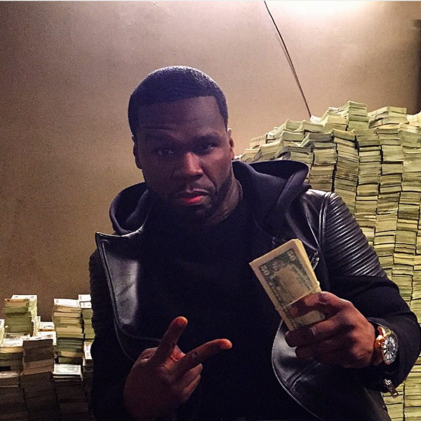 50 Cent Bankruptcy Extra Cash