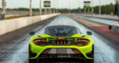 McLaren 765LT takes down Dodge Demon