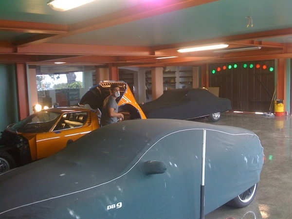 Adam Carolla Super Car Garage