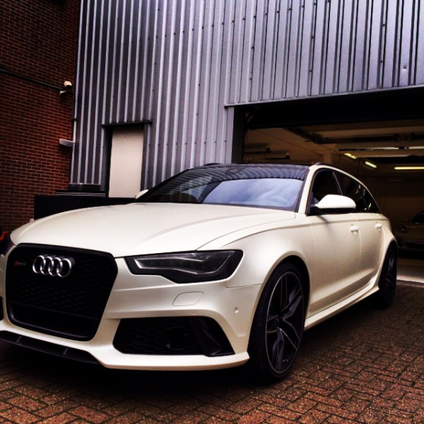 DJ Afrojack Gives His Audi RS6 a Serious Facelift ...