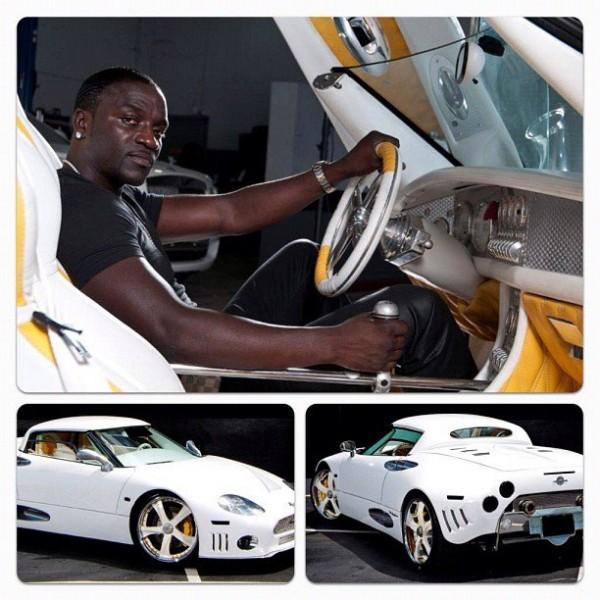 Akon Spyker