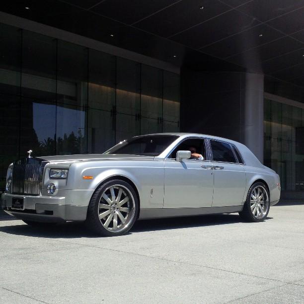 Alec Monopoly Rolls Royce Phantom