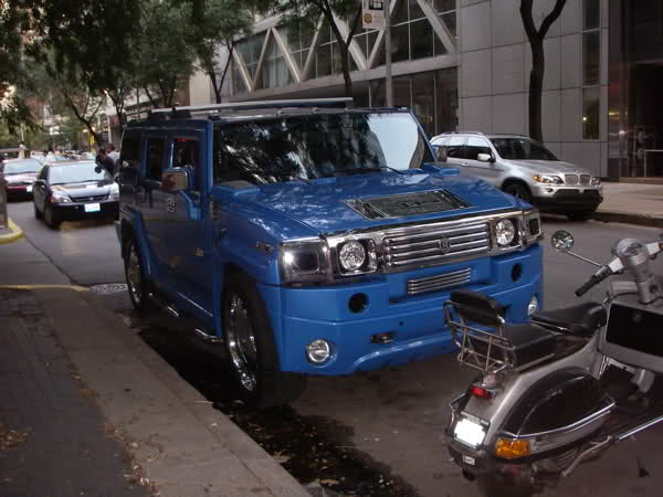 Alfonso Soriano's Hummer H2
