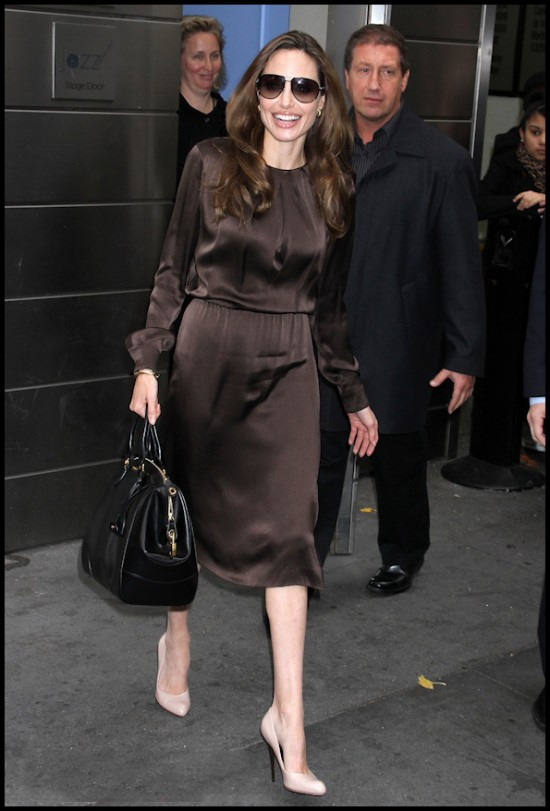 Angelina Jolie Ralph Lauren Bedford celebrity handbangs