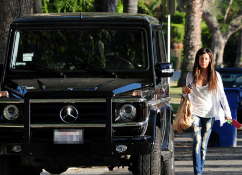 Ashley Tisdale's The G-Wagon Mafia