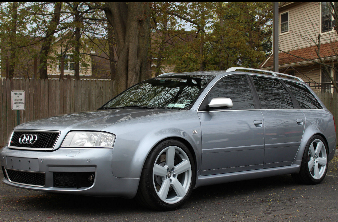 Buy An Audi Rs6 Once Owned By Paul Walker Celebrity Cars