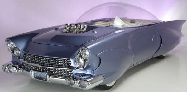 Barry weiss transformed car