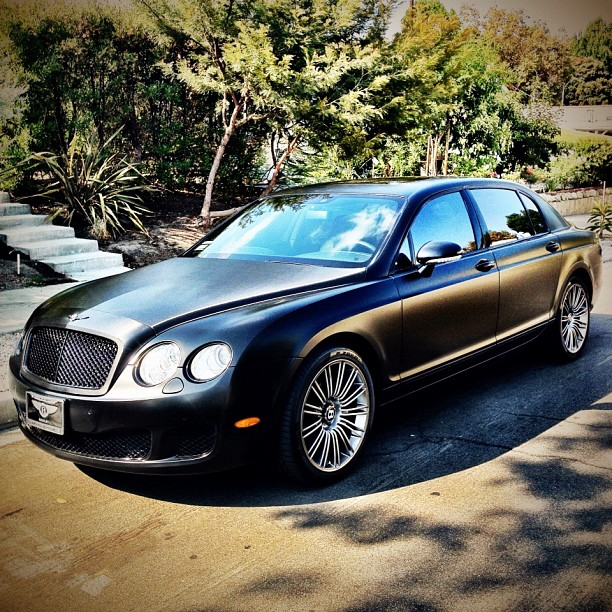 Ben Baller's Bentley Flying Spur