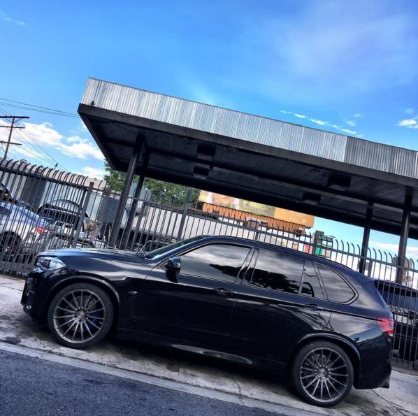 Ben Baller Custom BMW X5