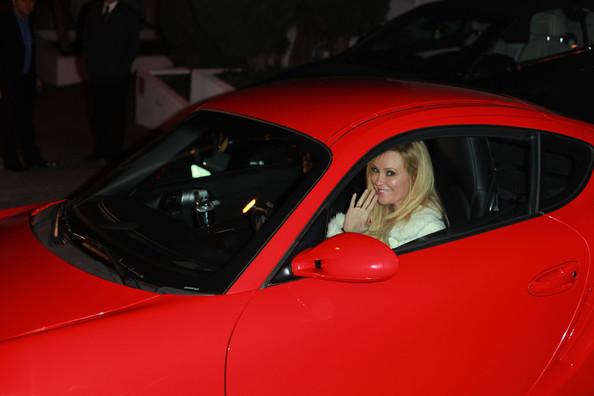 Bridget Marquardt Porsche