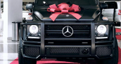 Brielle Biermann G Wagon