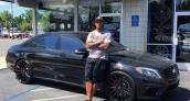 Bruce Irvin Mercedes S63