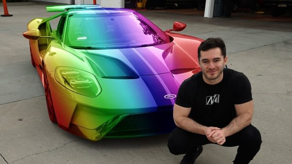 Captain Sparklez Ford GT