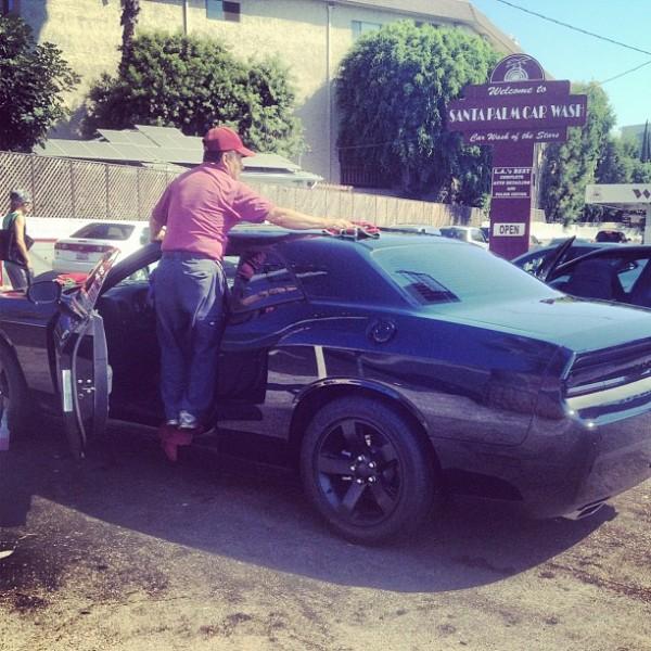 Cassie Dodge Challenger