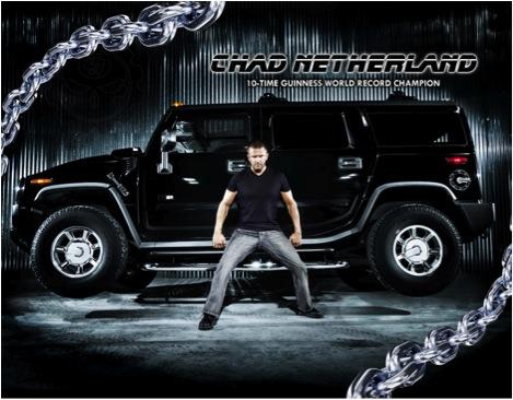 Chad Netherland Hummer