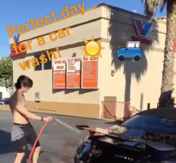 Chad Rogers Car Wash