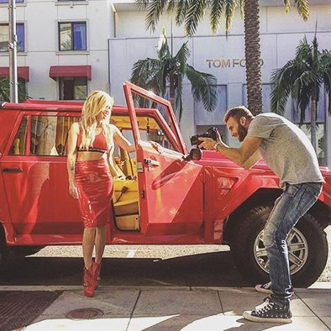 Chanel West Coast Lamborghini LM002