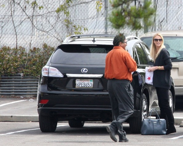 Charlize Theron Lexus RX