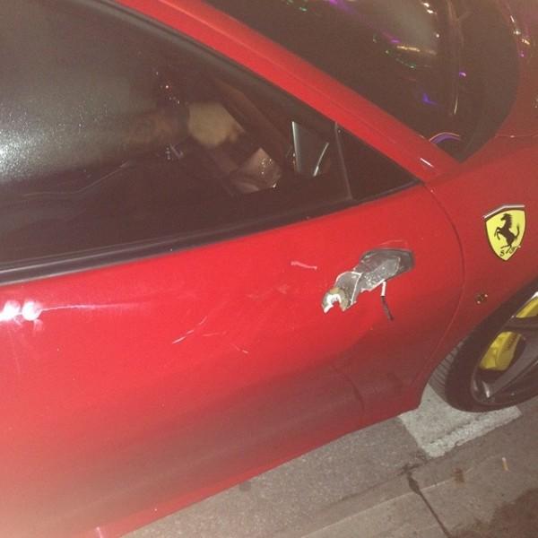 Chumlee Ferrari