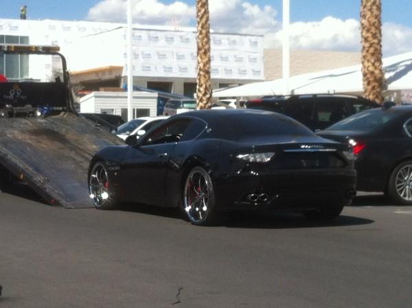 Chumlee Maserati