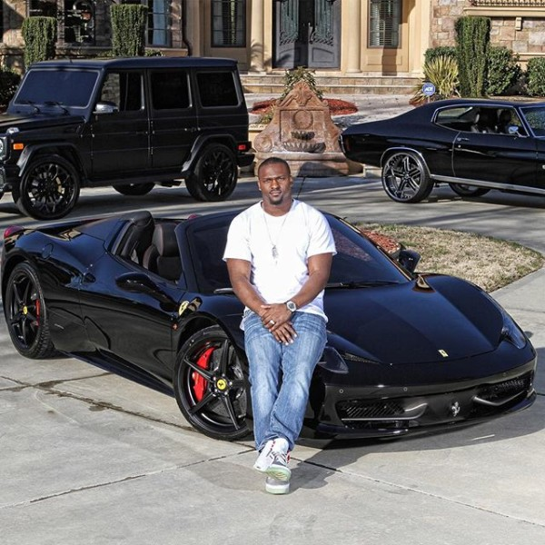 Cliff Avril Cars