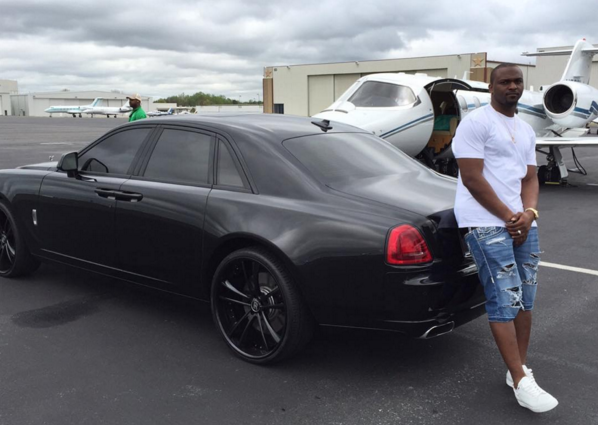 Cliff Avril Rolls-Royce Ghost