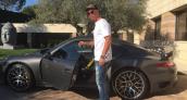 Cristiano Ronaldo Porsche 911 Turbo S