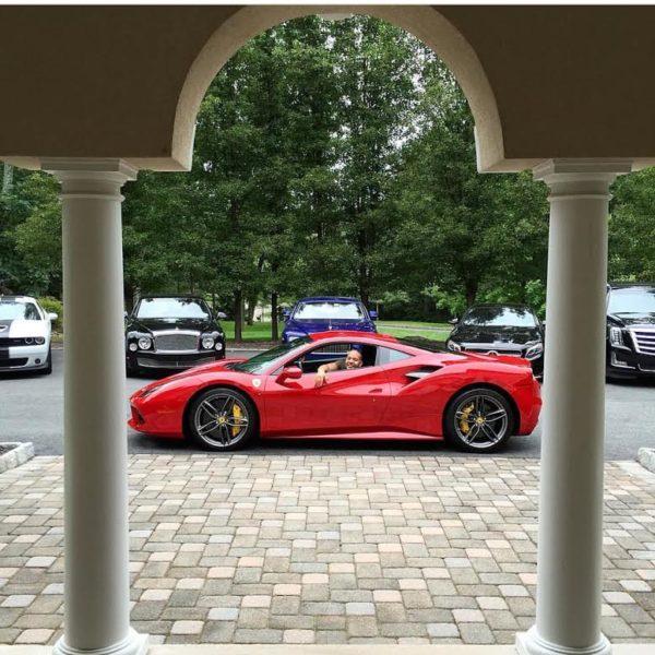 DJ Envy Ferrari 488 GTB