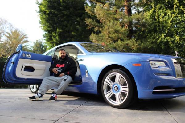 DJ Khaled Rolls