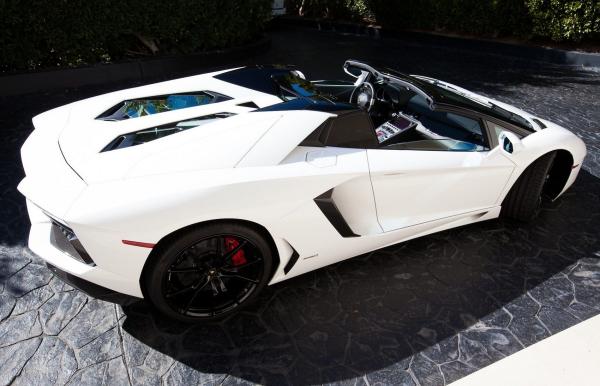 Dan Bilzerian Lamborghini Aventador