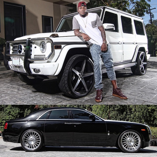 Dashon goldson rolls for Rolls royce motor cars tampa bay