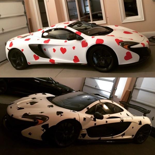 Deadmau5 Gumball McLaren