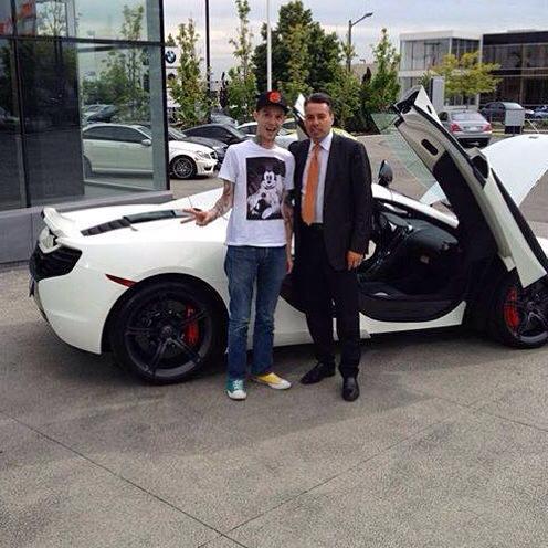 Deadmau5 McLaren