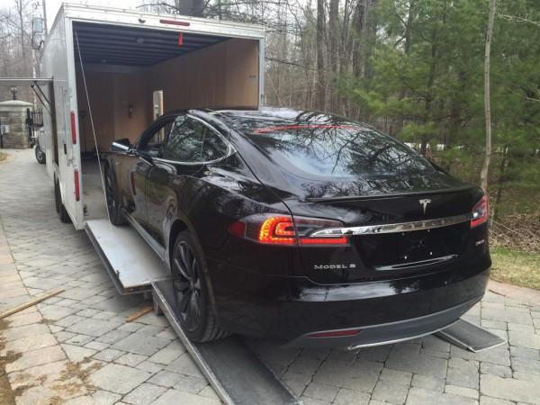 Deadmau5 Tesla