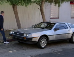 Delorean with Patton Oswalt