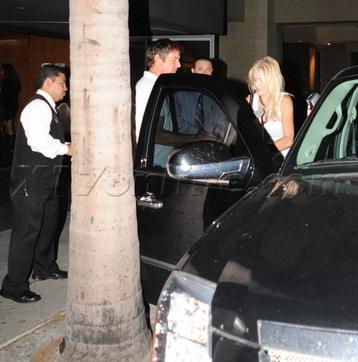 Dennis Quaid Pimped Cadillac Escalade