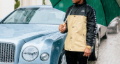 Diddy son Mulsanne