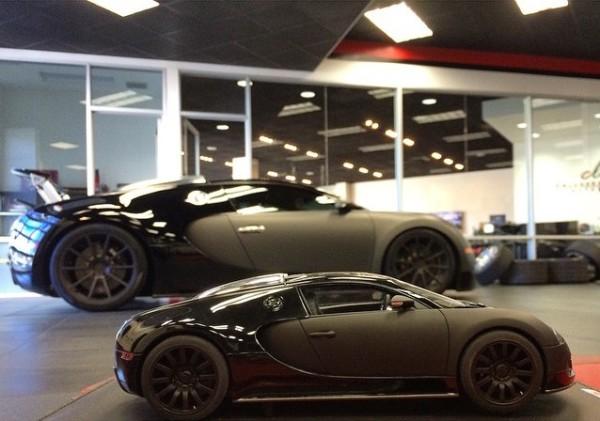 Disick Bugatti
