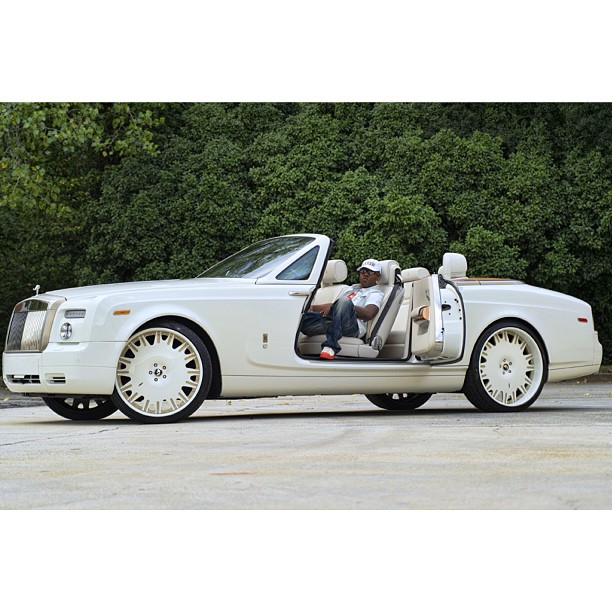 Don Rocko Rolls Royce Drophead Coupe