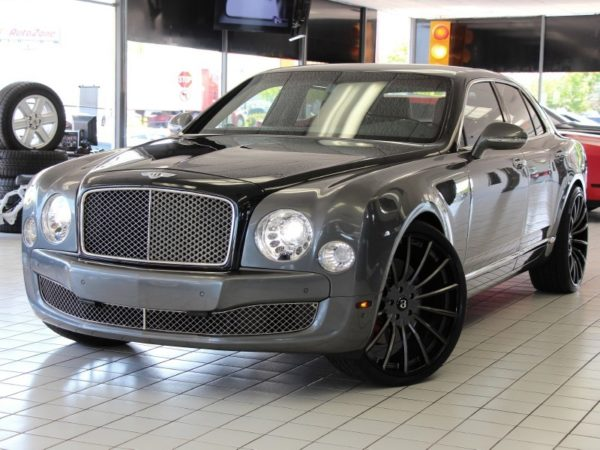Donald Penn Bentley Mulsanne