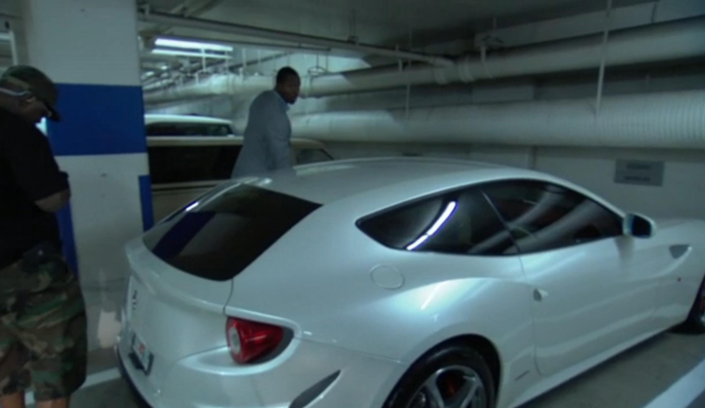 Howards Auto Sales >> Dwight Howard Rocking the Ferrari FF | Celebrity Cars Blog