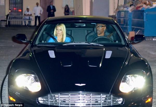 Eddie Murphy Aston Martin