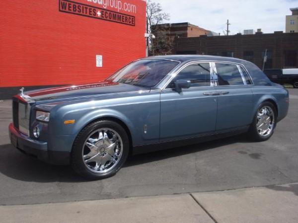 Floyd Mayweather Rolls Royce