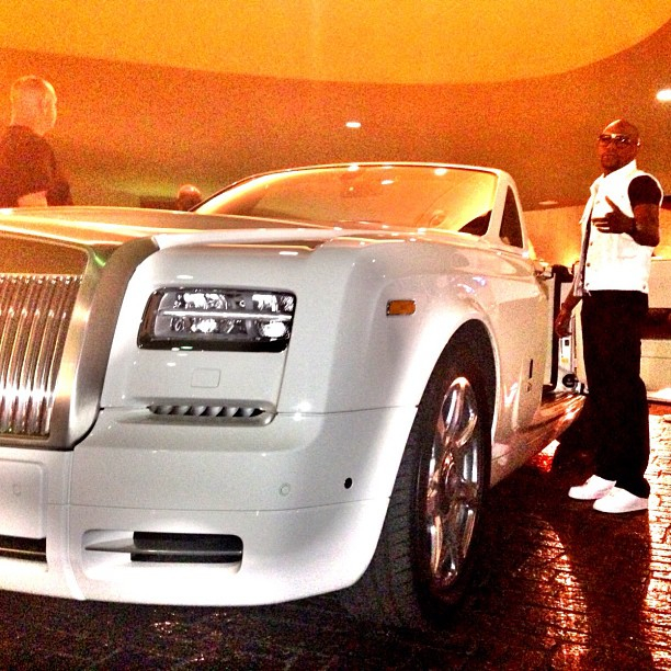 Video Inside Floyd Mayweather S Car Collection