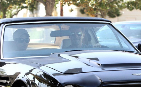 Halle Berry's Man Got Classic Aston Martin