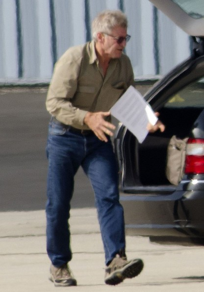 Harrison Ford Mercedes