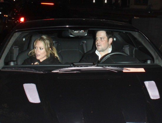 Hilary Duff Aston Martin
